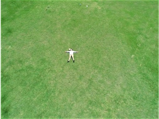 [Hiroshima / Jinseki Plateau] Drone experience Tiergarten on the Jinseki Plateau Let's fly on a plateau at an altitude of 700m! (With lunch)の紹介画像