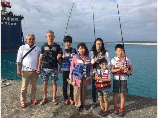 【宮古島】手ぶらで堤防フィッシングツアー