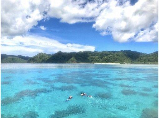 [冲绳/西表岛]您可以放心玩!感染扩散防止对策商店。一日游,Okunishi Omote浮潜之旅!小团体,客舱,淋浴和厕所。の紹介画像