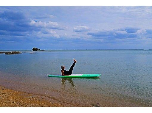 【沖縄 南城市】SUP×Fitness パーソナルトレーニング体験!ビーチが似合う健康ボディを目指す!