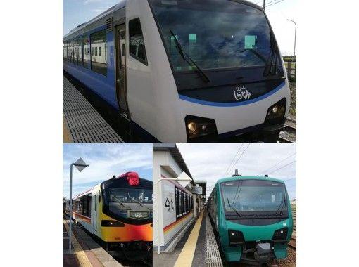 一度は乗ってみたいローカル線『五能線』!起点駅「東能代駅周辺」を探訪しよう ★3名以上は平日リクエスト可能時間帯有★10名以上団体割引有