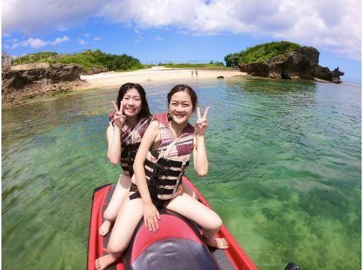 [共同的地區優惠券興趣] Umiasobi經典的成人護理活性海洋2件套的★徹底的電暈措施♪[GOPRO照片數據免費禮物]の紹介画像