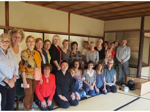【大阪・枚方市】日本文化教室「資格のある茶道家による稽古」