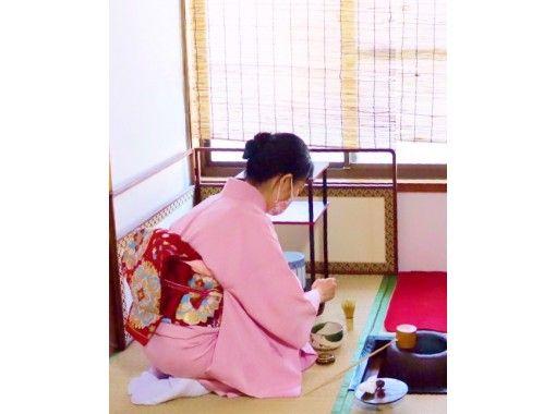 【大阪・枚方市】日本文化教室「資格のある茶道家による稽古」の紹介画像
