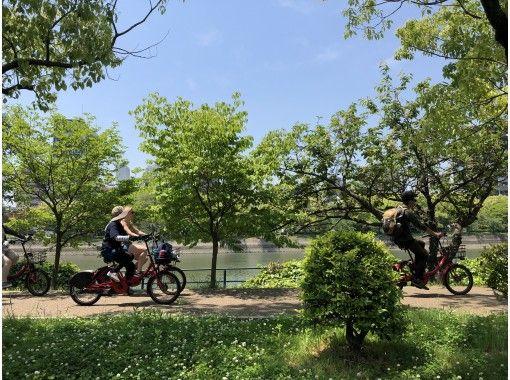 [Hiroshima / Hiroshima City] sokoiko! Peace Cycling Tour 2 Hours (Start at 15:00) -A Hiroshima before, during, and after the war-の紹介画像