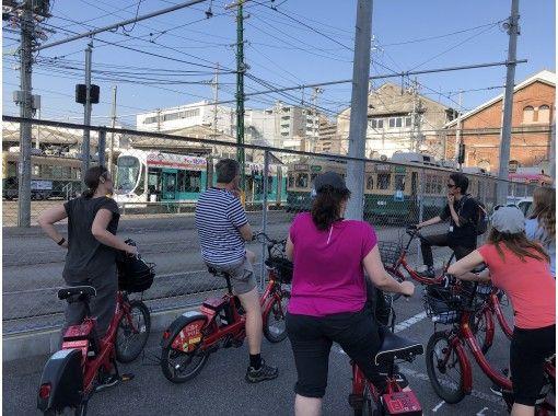 [Hiroshima-Hiroshima City] sokoiko! Piece cycling tour 3 hours (14 o'clock start flights) -Hiroshima- journey around the prewar, wartime, post-war reconstruction ofの紹介画像