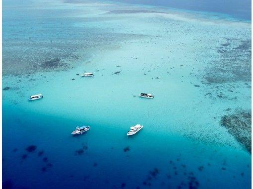 【宮古島】人気の八重干瀬エリアを2~3ポイントを巡る♪シュノーケルトリップ<Aコース 8:00便>の紹介画像