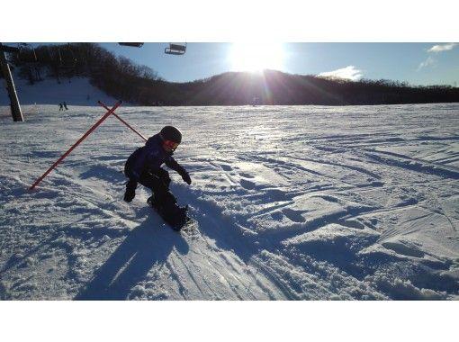 【群馬・みなかみ】プロスノーボーダーが教えるプライベートスノーボードレッスン☆1日コース