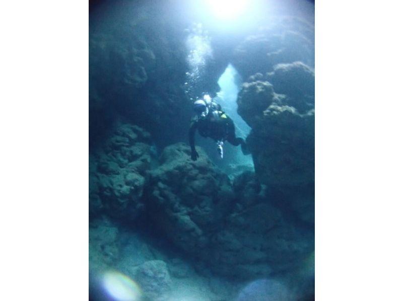 【奄美大島・加計呂麻島 ダイビング】体験ダイビング(ビーチ)の紹介画像