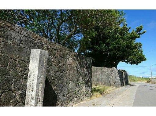 【沖縄・久米島】歴史好きな方も必見!真謝集落散策『ゆいゆい真謝さんぽ♪』オンライン体験ツアーの紹介画像