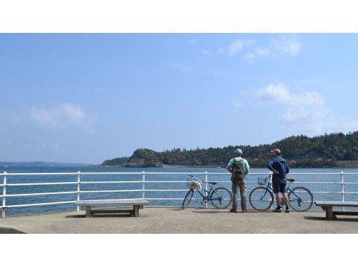 【石川・能登】世界農業遺産の島の暮らしを巡るサイクリングツアー・小学生からOKの紹介画像