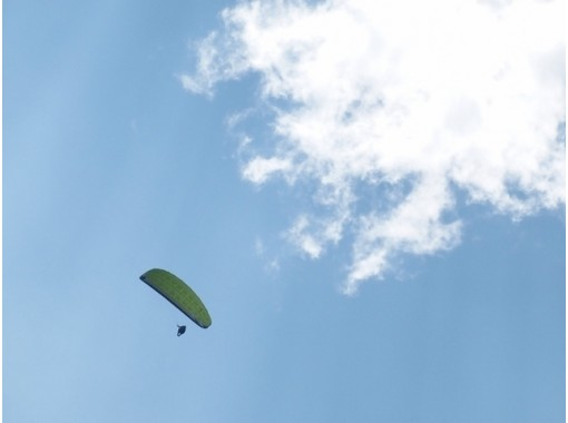 [長野/木崎湖]滑翔傘雙人飛行路線(60-90分鐘),沒有經驗的人推薦!の紹介画像