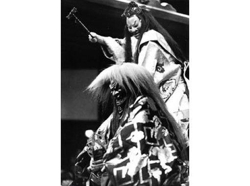 2/27(土) 開催 はじめての能楽堂 -金剛流能楽師とお稽古体験-【オンラインツアー】の紹介画像