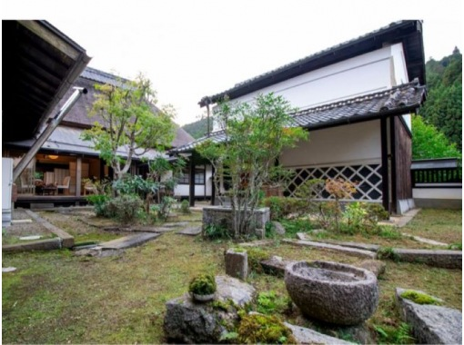 HIS Super Summer Sale in progress! [Nara / Uda] Limited to one group per day! Enjoy the charcoal-grilled Shichirin and nature in a luxurious way by completely renting out a 500 tsubo cultural property old folk house.の紹介画像