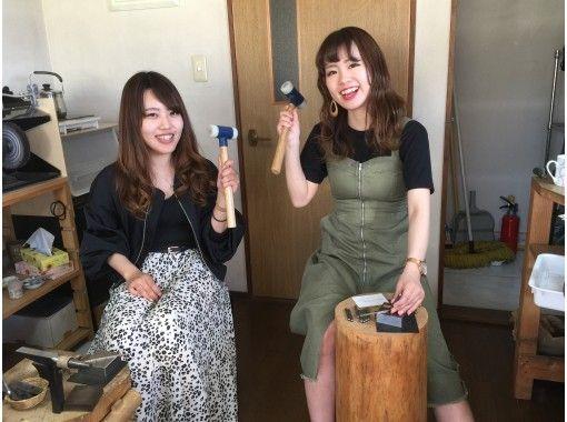 【滋賀・愛荘町】シルバーを使って本格的なバングルが作れます。あなただけのオリジナルを作りませんか?の紹介画像