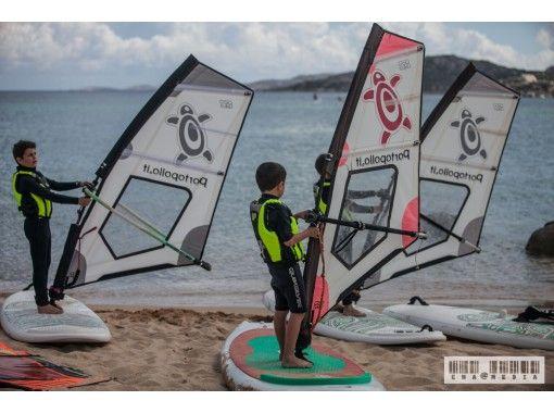 【大分・住吉浜リゾートパーク】「ウィンドサーフィン」を体験しよう。初心者歓迎。2時間体験プラン