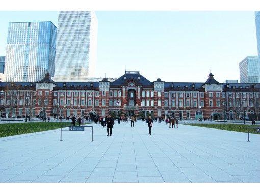 【東京サイクリングツアー】銀座・日本橋エリアをガイドと一緒に探検して東京の今と昔に迫る!電動アシスト付自転車でらくらく♪