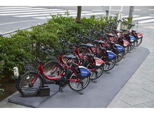 【東京サイクリングツアー】ガイドと一緒に「日本橋七福神めぐり」サイクリング!電動アシスト付自転車でらくらく♪