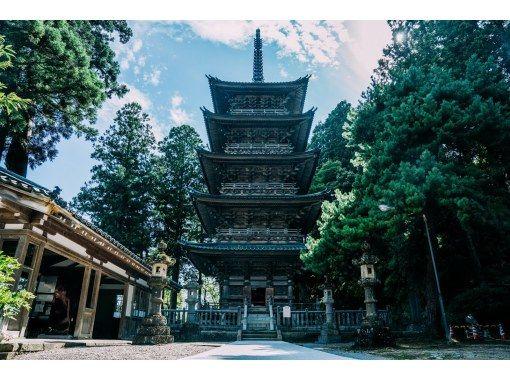 【Yamagata】Zen Experience at Zenpoji Templeの紹介画像