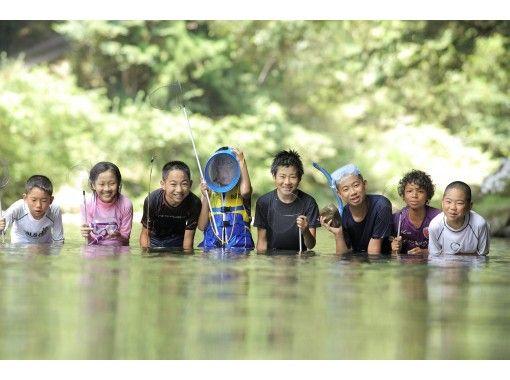 【和歌山・古座川】カヌー&川遊び体験(半日3時間コース)お子さま連れファミリーおススメ!の紹介画像