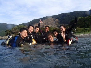 屋久島ダイビングガイド 夢心地の画像