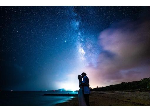 【沖縄・石垣島】星空フォトPremium☆人気の星空フォトツアーのさらに一味違うワンランク上の写真をウェディングプロカメラマンが撮影☆の紹介画像