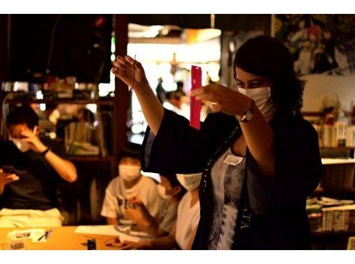 【Niigata・Furumachi】Make a one of a kind Japanese glass wind-chime