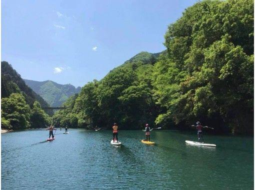 【長野県・伊那谷】日本アルプスの湖でレイクSUP