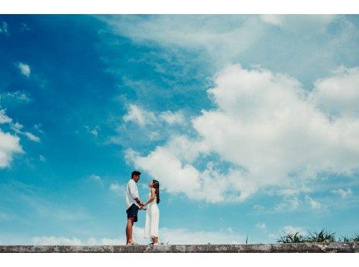 【沖縄・宮古島】フォトツアー カジュアル私服プラン 30カットの紹介画像