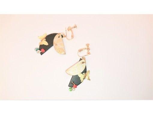 【岐阜・美濃】女子旅おすすめ!おしゃれな美濃和紙イヤリング手作り体験!