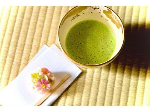 季節の和菓子作り&抹茶体験カフェ@浅草 〜気軽に和文化!初めての方大歓迎!雨の日でも楽しめる★週末限定カフェ★