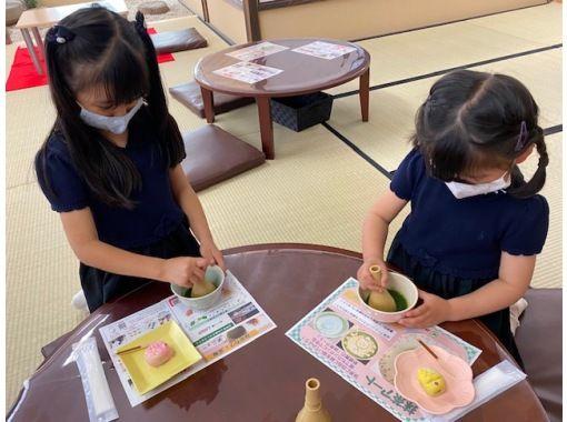 東京でおすすめ!雨の日アクティビティ6位:和菓子作り・寿司作り体験