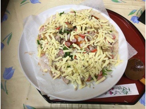 【埼玉・春日部】そば粉、鴨肉入り[ピザ」作り体験。日本初、オンリーワンのピザ作りにチャレンジしよう。の紹介画像