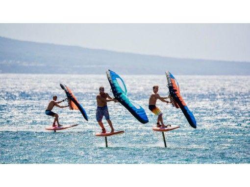 【滋賀・琵琶湖】ウィングフォイル「1日体験コース」の紹介画像