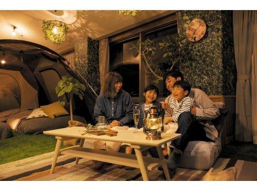 【香川・さぬき市】手軽に♪気軽に♪家族で♪インドアキャンプの紹介画像