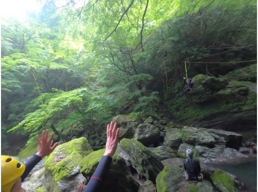 [Shikoku ・ Kochi] Yoshino River Canyoning (half-day course)の紹介画像