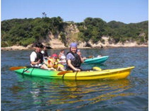 [Chiba / Katsuura] Enjoy sea kayaking in the calm sea! Sea kayaking experience tour ♪の紹介画像