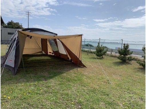【愛知・常滑・多屋海岸】完全予約制!人混みを避けてできるデイキャンプ