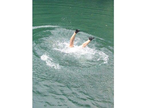 【東京・奥多摩】白丸湖カヤック体験ツアー♪半日ショートコースの紹介画像