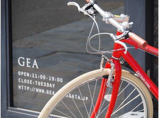 【山形・寒河江】女性限定!おすすめ!レンタルサイクルで行く「さがえ」スイーツツアーの紹介画像