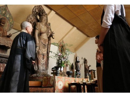 【奈良・斑鳩】ご住職と歩く! 法輪寺ガイドツアー