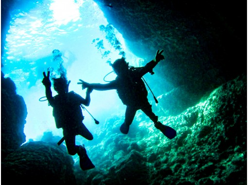 [满意度第一] 11种尖叫的海洋无限畅游和蓝洞体验潜水★无限的照片和礼物以及纪念品星沙的礼物!の紹介画像