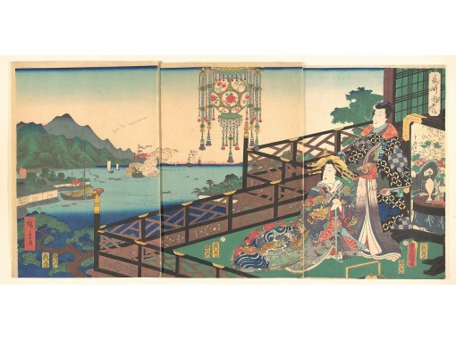 [Nagasaki / City] Waku Waku-A petit trip that feels like an overseas trip that will come true in Japan! Exoticism-Nagasaki one-day courseの紹介画像