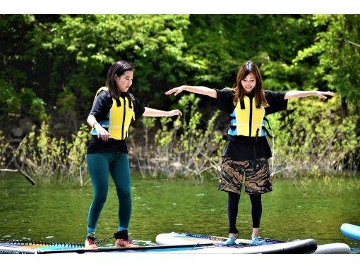 オススメ!!【栃木・矢板】塩田ダム湖!!選べるカヤック体験プランの紹介画像