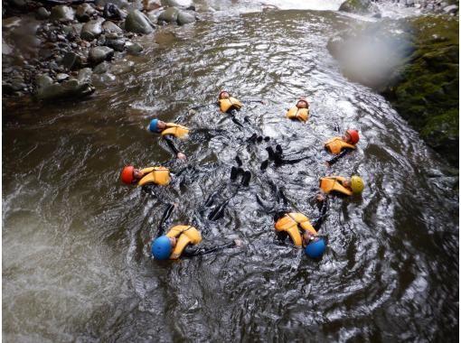 【山梨・大月】都心から90分!大自然満喫シャワークライミングの紹介画像
