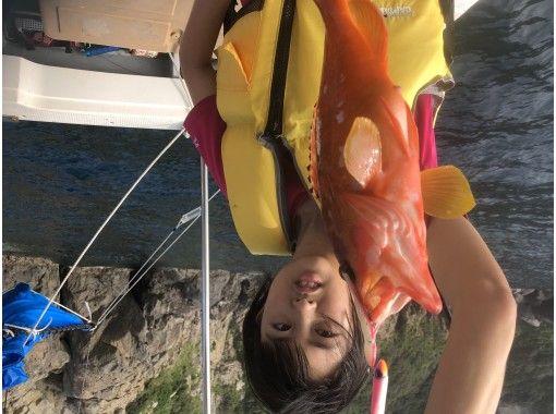 【高知・宿毛湾&島周り】ボートフィッシング日帰りプラン!初心者歓迎、レンタル道具完備、手ぶらでOK!