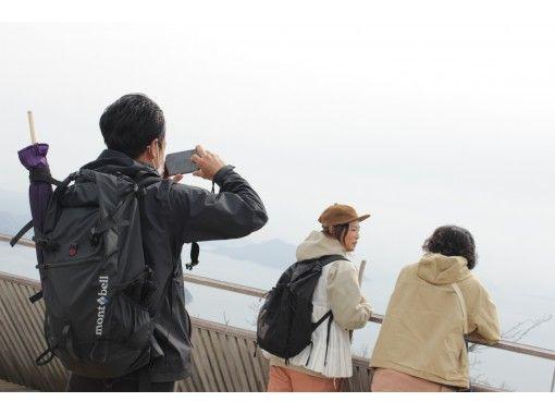 【広島県・宮島】☆グループ参加がお得☆世界遺産・弥山をガイド&写真撮影付きで登ろう「片道60分コース」登山初心者歓迎♪の紹介画像