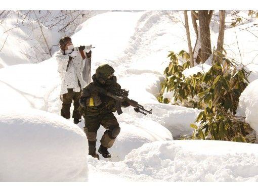 [Sapporo, Hokkaido] A survival game in the wilderness field of Hokkaido !!の紹介画像