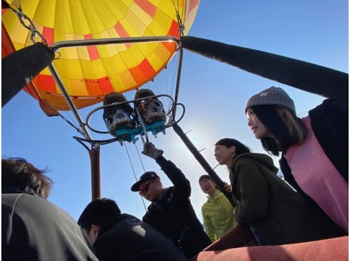 【岩手・夏油高原】熱気球・お子様からご高齢の方まで気軽に体験可能!
