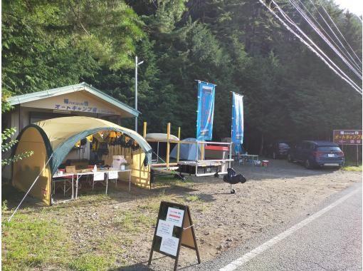 【山梨・富士五湖・西湖】人気!湖上散歩ができる西湖SUP体験120分プランの紹介画像